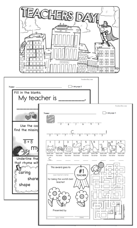 Teachers' Day 2019 - Everything Teachers Day   TeachersDay com